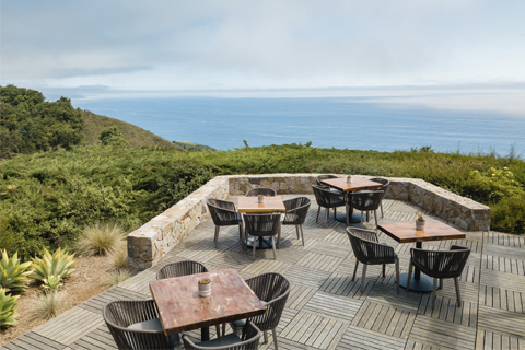 The Sur House - Dining Big Sur | Restaurants in Big Sur