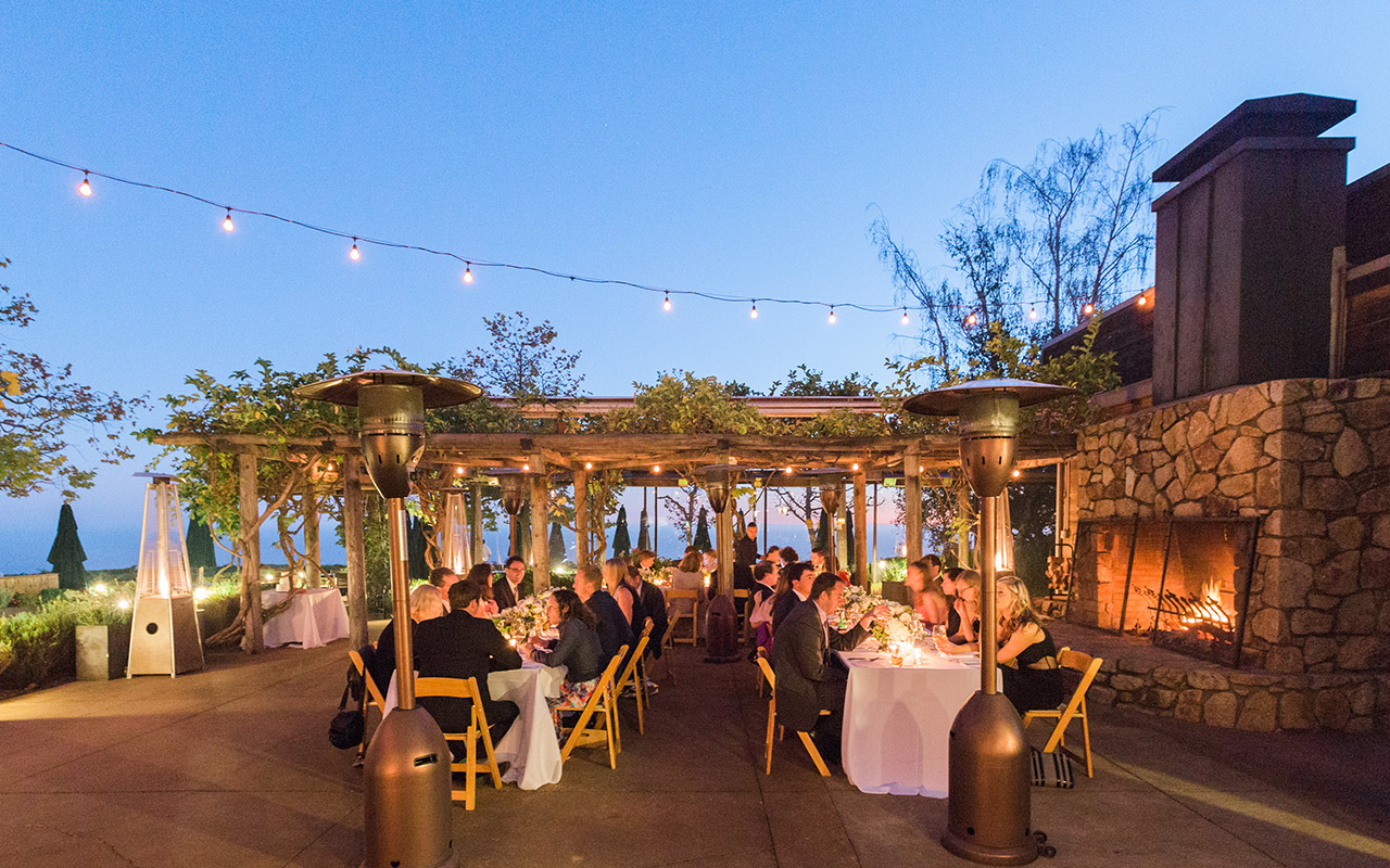 Ventana Inn Spa Wedding Cost