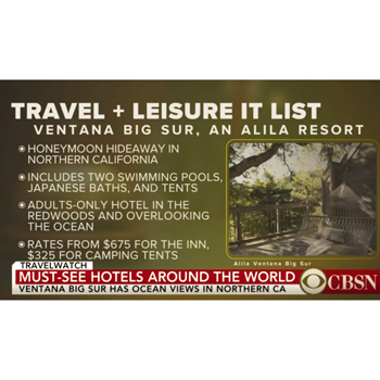 2018 Travel + Leisure IT List