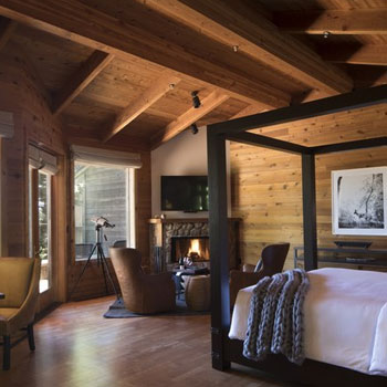 The World's 9 Most Beautiful Cabin Hotels